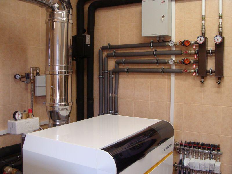Компания Отопление дома- монтаж инженерных систем