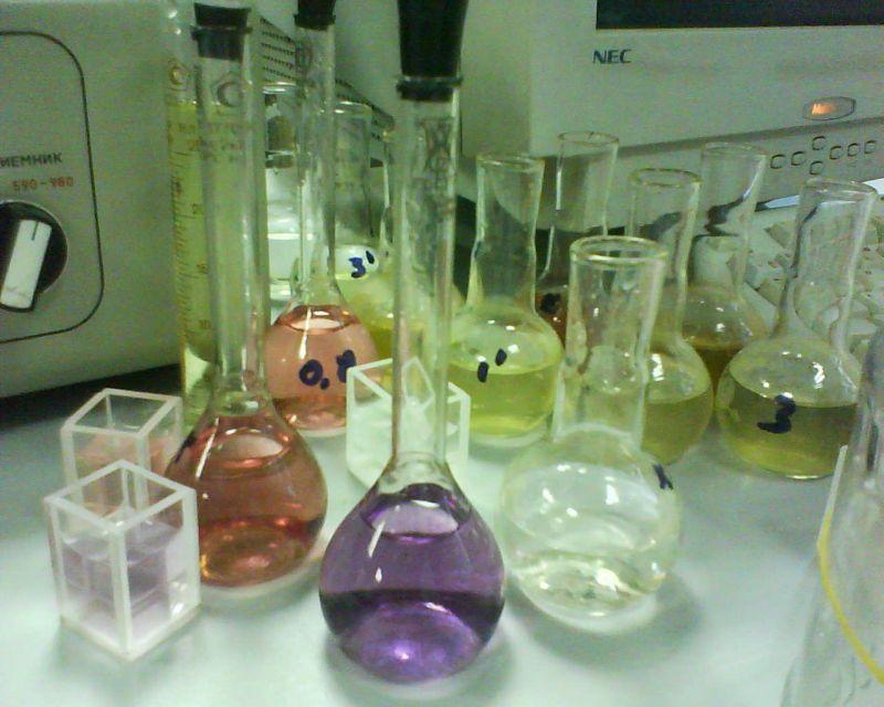 Анализ воды из скважины и любых типов воды