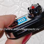 Миниатюрная видеокамера с датчиком движения