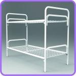 Кровати металлические для хостелов бюджетных