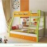Детская двухъярусная кровать «РИО»
