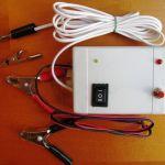 Импульсный вольтметр-мечта автоэлектрика.импульсный вольтметр-ме