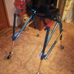 Продам ходунки-опорные, для пожилых людей и инвалидов,