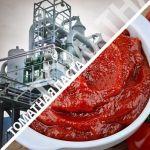 Итальянские технологическая линия для производства томатной пасты