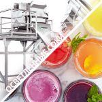 итальянское оборудование по производству концентрата гранатового  сока