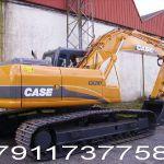 Запасные части экскаваторов CASE CX210B/CX240B