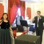 Музыкальное сопровождение свадеб,юбилеев+опытная ведущая.