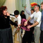 Ведущая на весёлую свадьбу,юбилей в Краснодаре.Музыка.