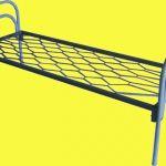 Кровати металлические для строителей, бытовок, времянок