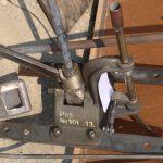 Стрелочный переводной механизм 1709 флюгарка в комплекте с тягами  на складе.