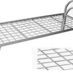 Металлические кровати для санатория, кровати для студентов