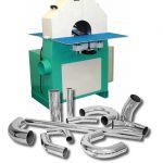 JZ-L6000 Шлифовальный станок для гнутых металлических труб Ø до 150 мм