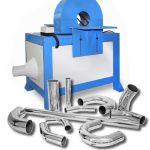 JZ-L6011 Шлифовальный станок для изогнутых металлических труб большого диаметра 45-90 мм