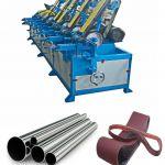JZ-P10005 Станок для шлифовки прямых стальных труб