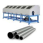 JZ-P10010 Станок для полировки металлической трубы из нержавеющей стали (6 головок)
