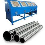 JZ-P1004 Станок для полировки металлической трубы из нержавеющей стали (4 головки)