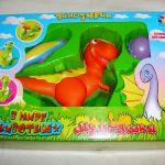 Динозаврик с аксессуарами  В мире животных – мультяшки, набор