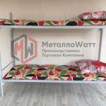 Металлические кровати двухъярусные