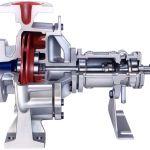 Насосы  Х200-150-400Т-55,  АХ125-100-400К-СД,  Х125-100-400К-5