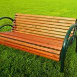 Садовые качели, беседки, скамейки