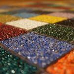 Напольное покрытие каменный пол с использованием кварцевого песка. Минимальные сроки изготовлени