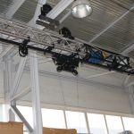 Оборудование и механизмы для залов и шоу мероприятий.