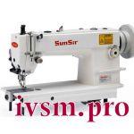 Одноигольная швейная машина челночного стежка SunSir SS-H303