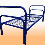 Кровати дешевые металлические для бытовок и вагончиков оптом недорого