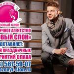 """Праздничное агентство """"Розовый слон"""" Солнечногорск"""