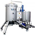 Предлагаем итальянские автоматические инновационные фильтры кросс-флоу ( Lees -Stop Filter)