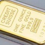 Продадим золото 999,9 пробы, слитками от 50 грамм
