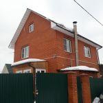 Продам дом ПМЖ 150 кв. м. на 6 сотках 25 км от МКАД Симферопольское ш