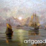 Продажа картин. картины и портреты на заказ