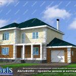 Проекты коттеджей, домов, вилл и особняков