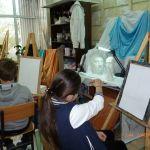 Профессиональная подготовка для поступления в художественные Вузы и колледжи