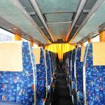 Прокат автобусов разного размера в городе Дебрецен - Венгрия