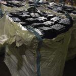 Прокладки железнодорожные резиновые ЦП328, на складе.