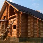 Строительство деревянных домов Псковская обл.