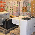 Полупромышленное холодильное оборудование: моноблоки и сплиты (сплит-системы).