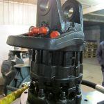 Ротатор GR16A8 (Baltrotors)  для грейферов ГГП-554 и других.