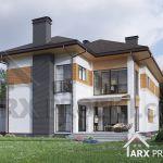 Проекты домов и коттеджей в английском стиле