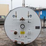 Резервуар для хранения углекислоты рдх-30,0 с холодильником