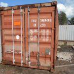 Куплю морские контейнеры б/у всех типов и размеров. Вывоз и погрузка контейнеров