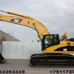 Запасные части экскаваторов Caterpillar 345