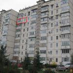 2-к. квартира 67 кв.м в Лоо от собственника.