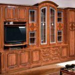 Стенка «Азалия 12» мебельная фабрика «Прогресс»