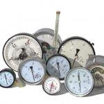 Манометры  МТ, МТП, ДМ, ЭКМ, регуляторы, термометры