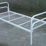 Кровати металлические для домов престарелых и санаториев