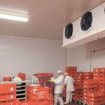 Воздухоохладитель для сельскохозяйственной продукции