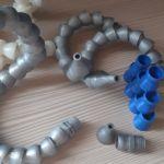 Пластиковые шарнирные трубки для подачи сож для станков от качественного Российского производите